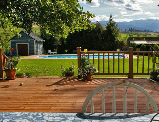 Harvest View - 4 Bdrm w/Pool - Kelowna