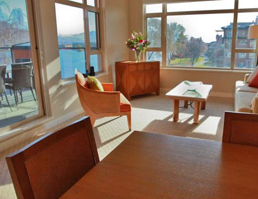 Watermark Beach Resort - 2 Bdrm City View- Osoyoos