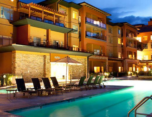 Watermark Beach Resort - 2 Bdrm City View- Osoyoos