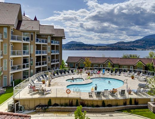 Discovery Bay Resort - Kelowna