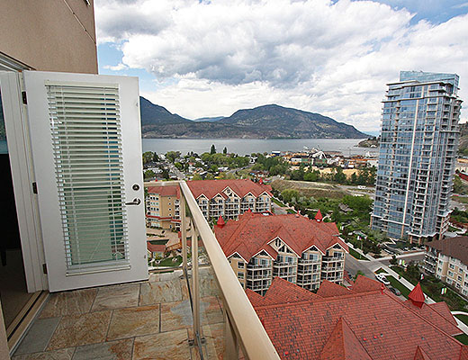 Sunset Waterfront Resort - #1803 - 3 Bdrm + Den - Kelowna (CVH)
