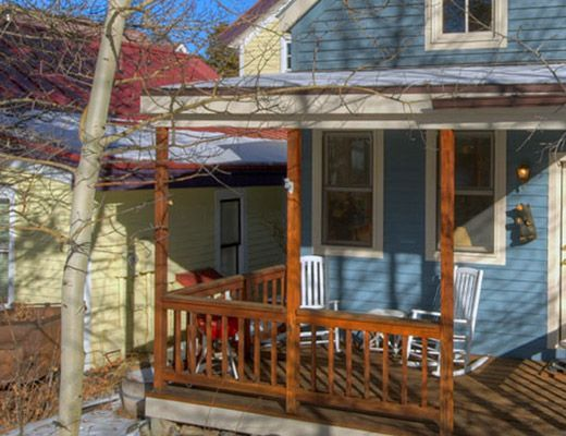 French Street Cottage - 2 Bdrm HT - Breckenridge (BA)