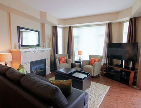 Sunset Waterfront Resort - #802 - 2 Bdrm - Kelowna (KRA)