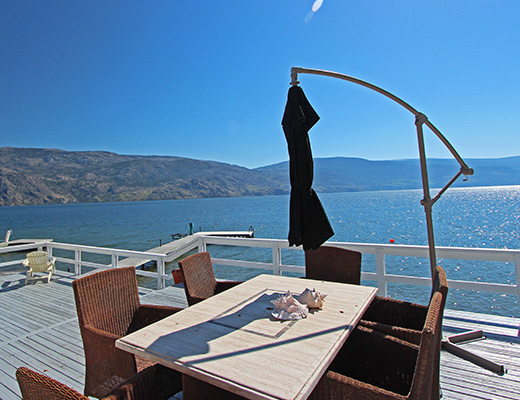 Summerland Beach House - 2 Bdrm HT w/Dock - Summerland