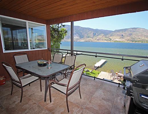 Skaha Lake Waterfront House - 5 Bdrm - Penticton
