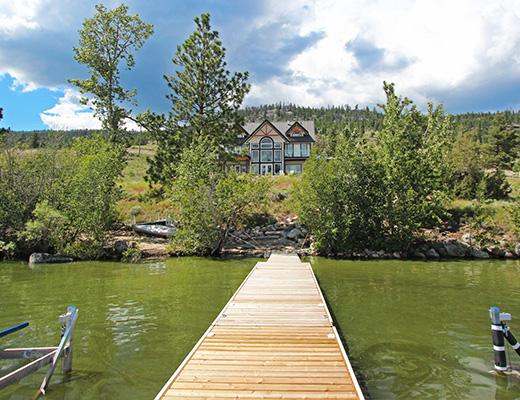 Paradise Landing - 4 Bdrm - Nicola Lake