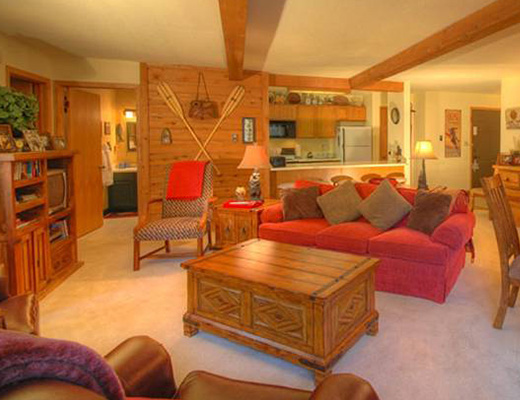 Double Eagle #B12 - 2 Bdrm - Breckenridge (BA)