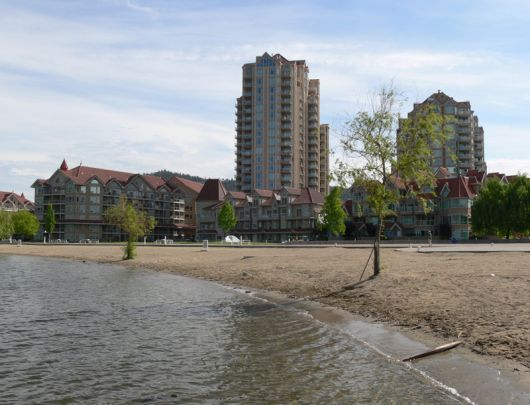 Sunset Waterfront Resort - #905 - 2 Bdrm - Kelowna