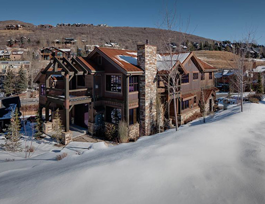 685 Rossi Hill Home - 6 Bdrm HT Platinum HT - Deer Valley