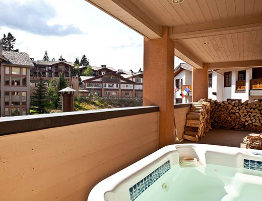 Mont Cervin Plaza #23 - 2 Bdrm Platinum HT -Deer Valley