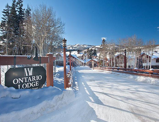 Ontario Lodge - Condo #5 - 3 Bdrm Platinum HT - Deer Valley