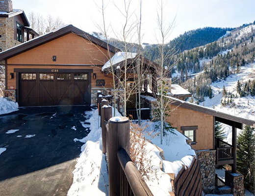 The Lookout 6588 - 5 Bdrm HT Exclusive - Deer Valley