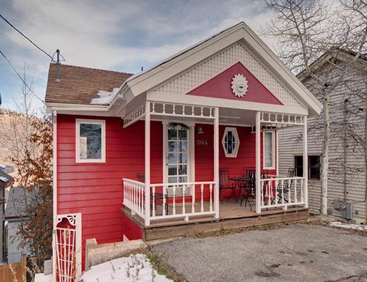 1044 Lowell Home - 3 Bdrm HT - Park City