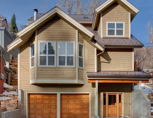 110 Daly Ave - 3 Bdrm + Den HT - Park City