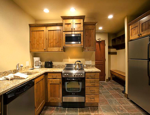 Copperbottom Inn - 102 - 1 Bdrm Gold - Park City