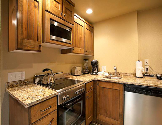 Copperbottom Inn - 202 - 1 Bdrm Gold - Park City