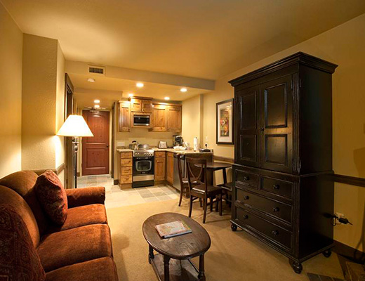 Copperbottom Inn - 205 - 1 Bdrm Gold - Park City