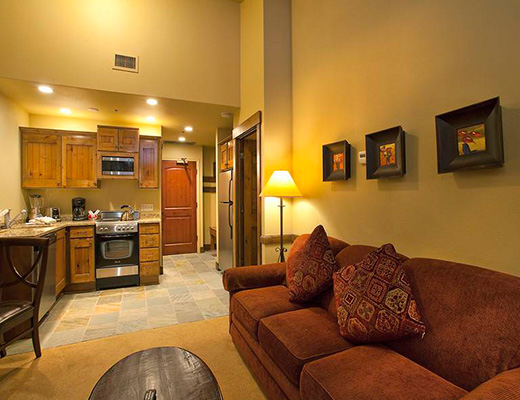 Copperbottom Inn - 307 - 1 Bdrm Gold - Park City