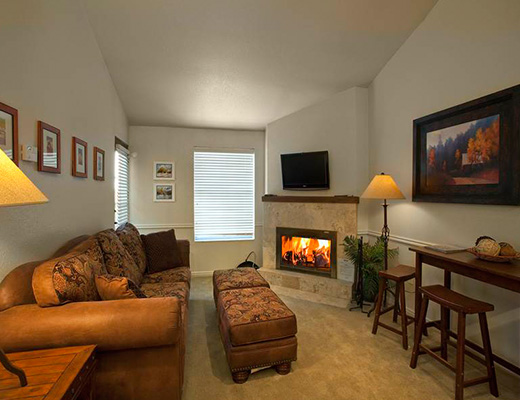 Copperbottom Inn - 310 - 1 Bdrm Gold - Park City