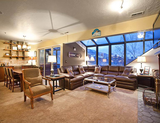 Doublejack - 3 Bdrm Gold - Park City