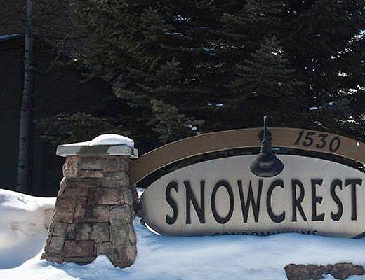 Snowcrest #300 - 1 Bdrm + Loft Silver- Park City