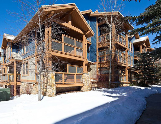 Town Pointe 103A- 3 Bdrm Gold HT- Park City