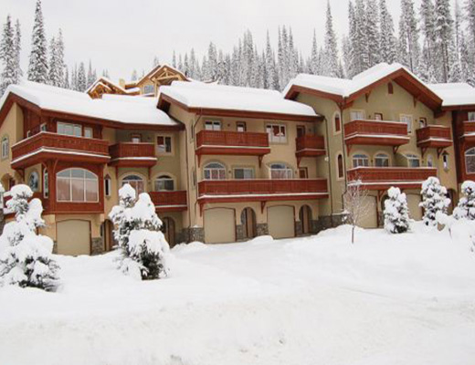 Powder Ridge #5 - 3 Bdrm + Den HT - Sun Peaks (TM)