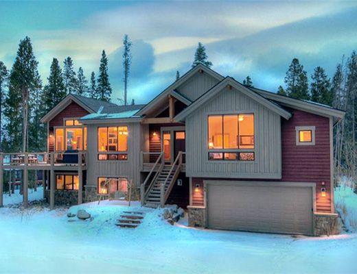 Lone Hand Lodge - 4 Bdrm HT - Breckenridge (BA)