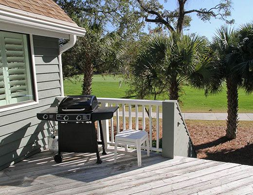 Cotton Hall 52 - 3 Bdrm - Kiawah Island