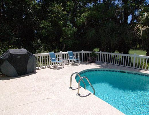Glen Eagle 317 - 5 Bdrm w/Pool - Kiawah Island (10)