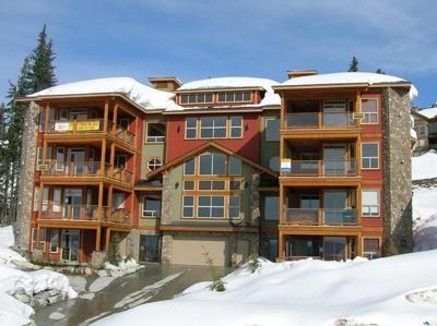 Snowbird Lodge - 2 Bdrm HT (P) - Big White