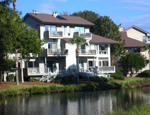 Turtle Point 4943 - 2 Bdrm - Kiawah Island (N)