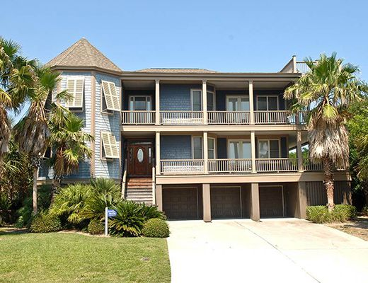 33rd Avenue 4 - 5 Bdrm w/Pool - Isle Of Palms (N)