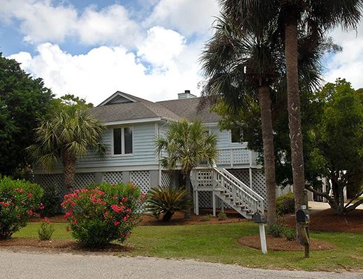 55th Avenue 17 - 3 Bdrm - Isle Of Palms