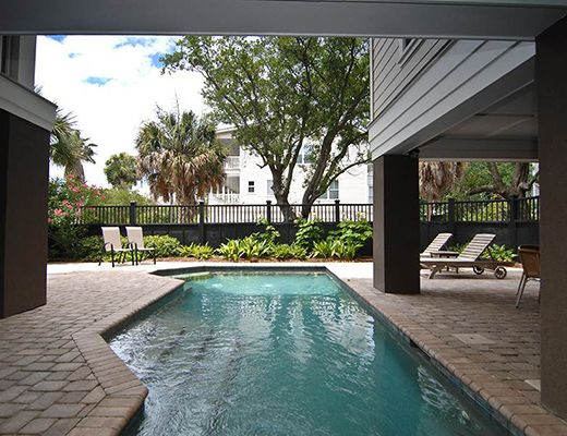 57th Avenue 5 - 5 Bdrm w/Pool - Isle Of Palms