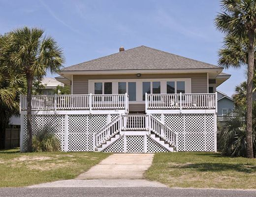 Ocean Blvd 511 - 4 Bdrm w/Pool - Isle Of Palms