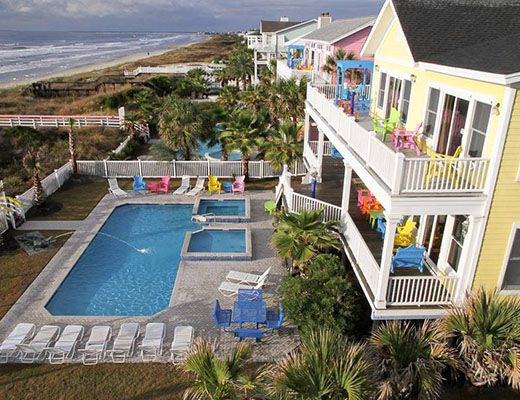 Ocean Blvd 914 - 6 Bdrm w/Pool - Isle Of Palms