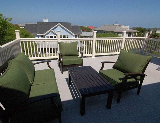 Palm Court 3 - 5 Bdrm + Den w/Pool - Isle Of Palms (N)