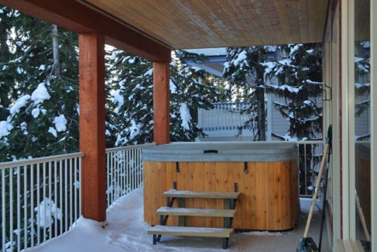 Black Pine Lodge - 4 Bdrm + Den HT (E) - Silver Star