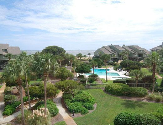 Mariners Walk 5-F - 3 Bdrm - Isle of Palms