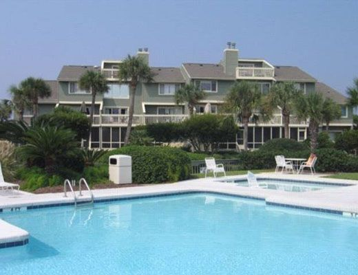 Mariners Walk 8-D - 3 Bdrm - Isle of Palms