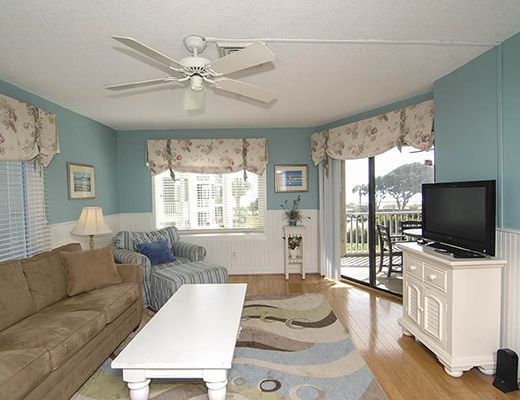 Port O'Call D-204 - 1 Bdrm - Isle of Palms
