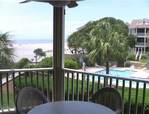 Port O'Call E-203 - 1 Bdrm - Isle of Palms