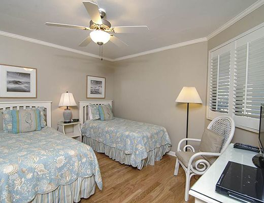 Shipwatch A-203 - 2 Bdrm - Isle of Palms
