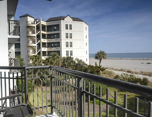 Shipwatch D-222 - 2 Bdrm - Isle of Palms
