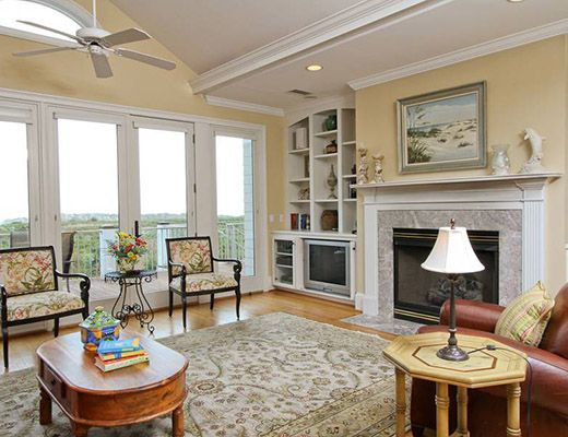 Catesby's Bluff 2240 - 6 Bdrm w/Pool HT - Seabrook Island (10)