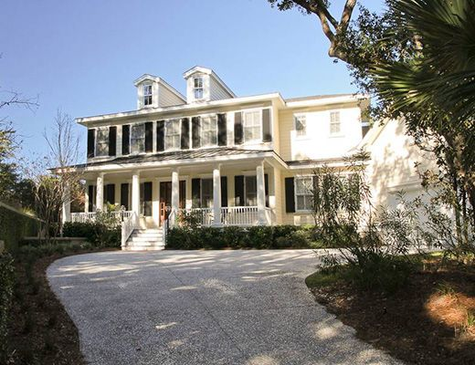 High Hammock Rd 2482 - 5 Bdrm + Den w/Pool - Seabrook Island