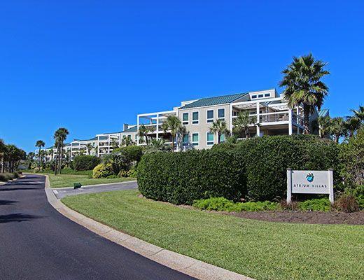 Atrium Villa 2928 - 2 Bdrm - Seabrook Island (N)