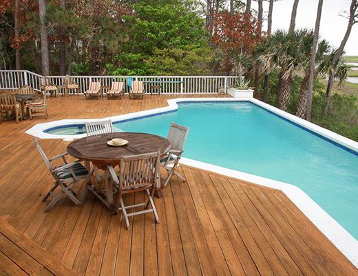 Ocean Course Drive 1 - 5 Bdrm w/Pool HT - Kiawah Island