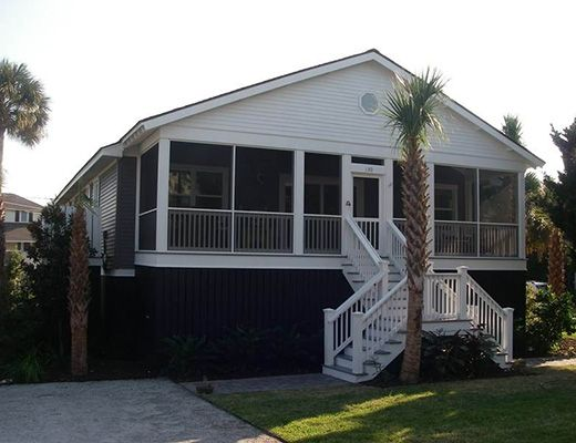 Carolina Blvd 130 - 3 Bdrm - Isle Of Palms